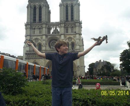 Form 5 Paris