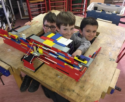 Y5 lego defence challenge 3