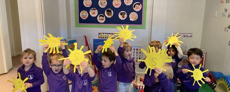 Nursery sunshines