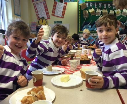 Freanch breakfast 2