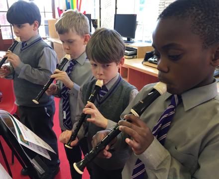Music flutes