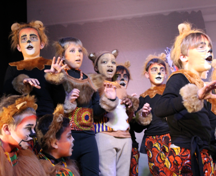 Lion king group